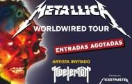 Metallica agota las entradas en Madrid y Barcelona, con el caos habitual en la venta