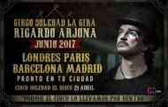 Las entradas para la gira de Ricardo Arjona en España, a la venta el 18 de marzo
