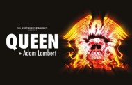 Queen y Adam Lambert, anuncian gira por Europa, que no incluye España