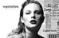 Taylor Swift debuta en el #1 mundial con 1.61 millones de 'Reputation'