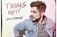 Thomas Rhett alcanza el año en la lista americana de álbumes, por segunda vez, con 'Life Changes'