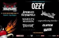 Ozzy Osbourne, Judas Priest y Avenged Sevenfold, en la segunda edición del Download Festival Madrid