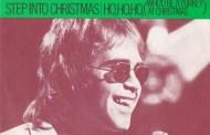Elton John consigue al fin el top 20 en UK, con 'Step Into Christmas'