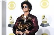 Bruno Mars arrasa con 6 premios en los Grammy y Kendrick Lamar se lleva 5
