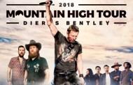 Dierks Bentley confirma gira con Brothers Osborne y LANCO, 'Mountain High Tour'