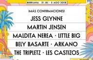 El Arenal Sound confirma a Jess Glynne, Maldita Nerea, Bely Basarte y Arkano, entre otros