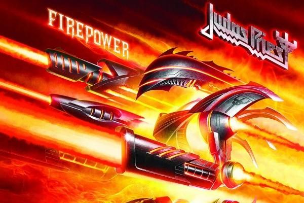 Resultado de imagen para judas priest firepower