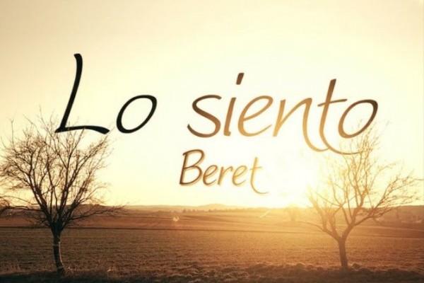 Beret alcanza finalmente el #1 en venta digital en España, con 'Lo Siento'