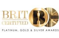 BPI relanza sus certificaciones en UK. Ahora se llaman The BRIT Certified Platinum, Gold & Silver Awards