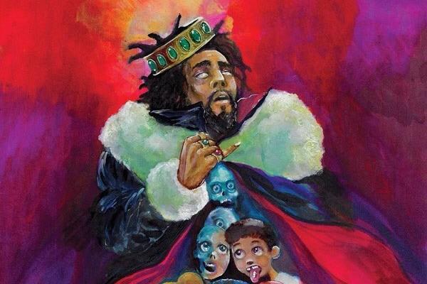 J. Cole debuta en el #1 en USA con 'KOD', con la mejor venta del año, su quinto #1