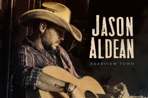 Jason Aldean en camino de conseguir su cuarto #1 en USA, con 'Rearview Town'