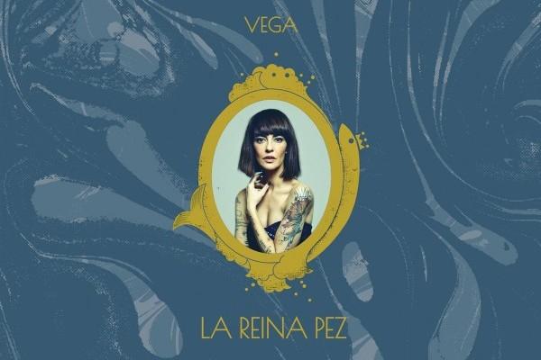Vega debuta en el #2 en venta pura, con 'La Reina Pez', e Izal recupera el #1 con 'Autoterapia', en streaming