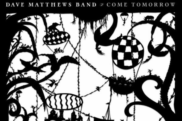 Dave Matthews Band serán #1 en USA con su disco, 'Come Tomorrow'