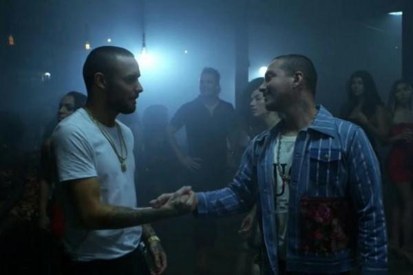 Liam Payne y J Balvin, ya son top 15 en UK, con 'Familiar'