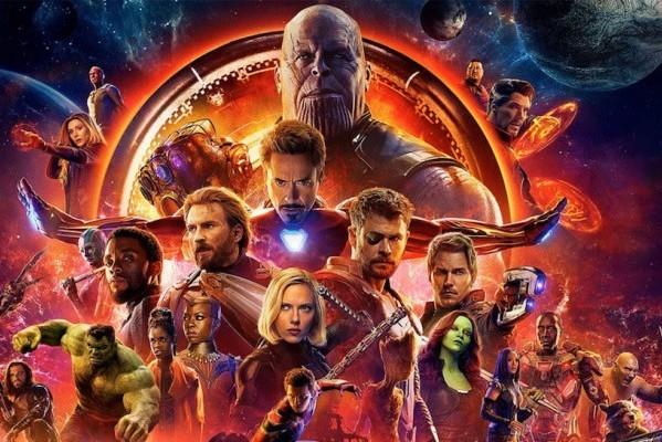 'Vengadores: Infinity War', sigue dominando el box office americano, por segunda semana