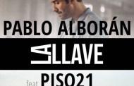 Pablo Alborán lanzará 'La Llave', su colaboración con Piso 21, el viernes 1 de junio
