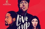 Nicky Jam, Will Smith y Era Istrefi lanzan la canción del Mundial de Rusia, 'Live It Up'