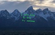 Kanye West podría ser #2 en UK con 'Ye', con permiso de Ben Howard