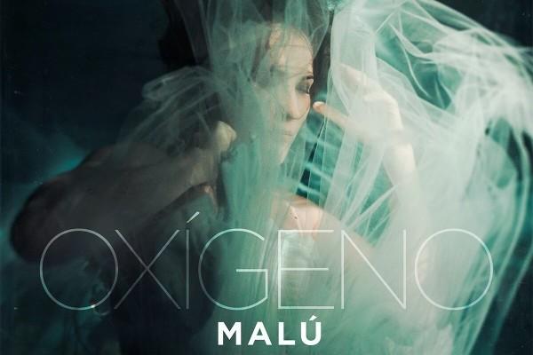 Malú consigue su tercer #1 consecutivo en álbumes en España, con 'Oxígeno'