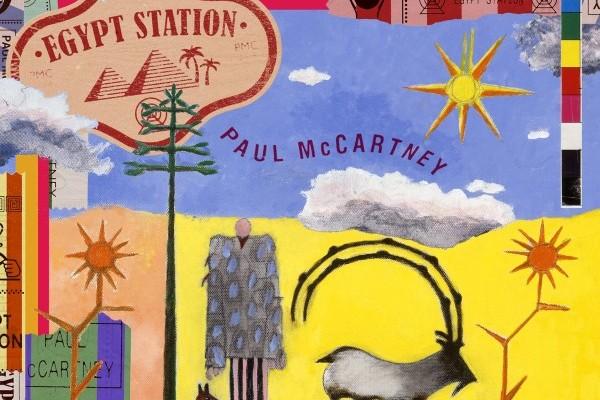 Paul McCartney, Paul Simon, Lenny Kravitz y Álvaro Soler, en los álbumes de la semana