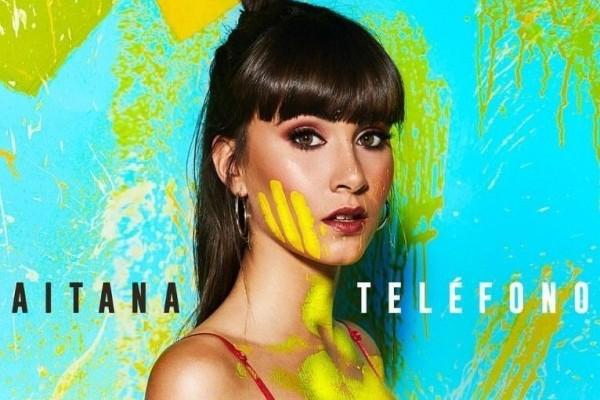 Aitana supera por segunda semana consecutiva, los 3 millones de streams con 'Teléfono', en Spotify España