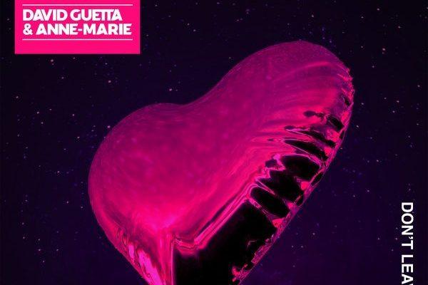 David Guetta estrena su colaboración con Anne-Marie, 'Don't Leave Me Alone'