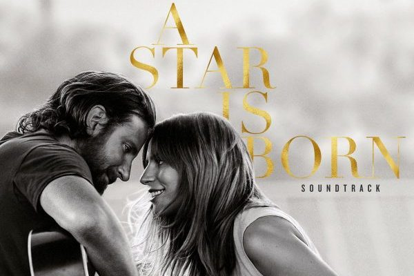 'A Star Is Born' se dispara en las previsiones en USA, con 215.000 unidades. Lady Gaga y Bradley Cooper acarician el #1