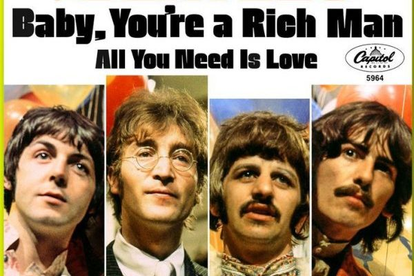 All You Need Is Love - The Beatles (1967)