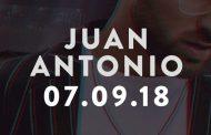 Juan Antonio anuncia su primer single fuera de la Academia, para el viernes 7 de septiembre