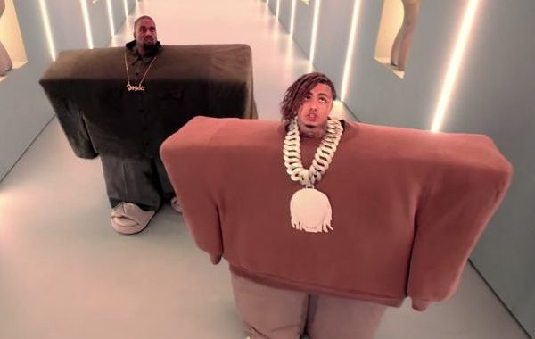 Kanye West y Lil Pump consiguen el #1 en YouTube Global, con 'I Love It'
