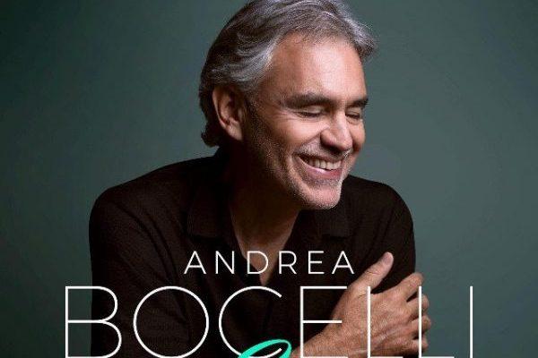Andrea Bocelli será #1 en USA con unas 125.000 unidades en su primera semana, con 'Sì'