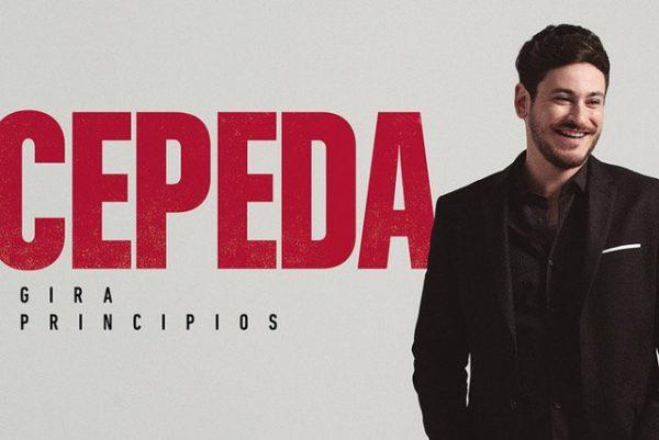 Cepeda añade nueva fecha en Roquetas de Mar el 13 de abril y 'Esta Vez' supera las 50.000 unidades
