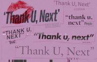 Ariana Grande repite por tercera semana, en el #1 en UK, con 'Thank U, Next'