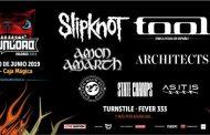 Amon Amarth, Architects y Taking Back Sunday, nuevas incorporaciones al Download Festival