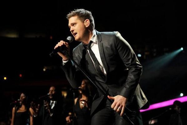 Michael Bublé recibirá su estrella en el paseo de la fama de Hollywood y anuncia gira en USA
