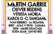 Martin Garrix, Vetusta Morla, Karol G, C. Tangana y Beret, primeros artistas confirmados para el Arenal Sound
