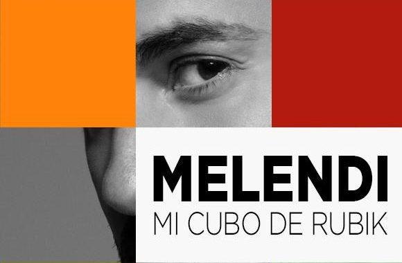 Melendi confirma las fechas de su nueva gira, 'Mi Cubo de Rubik'
