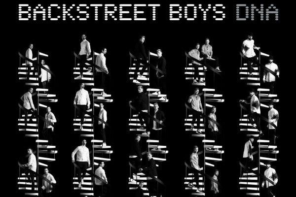 Backstreet Boys serán #1 en los Estados Unidos con 'DNA' y más cifra de la prevista