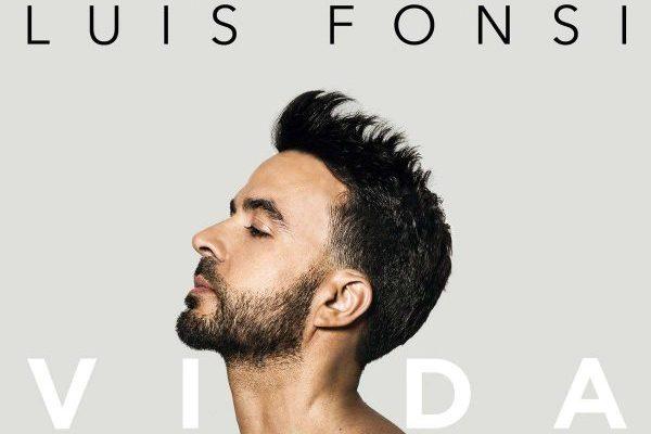 'Vida' de Luis Fonsi cuarto disco en los últimos 3 años, en ser #1 en venta y tener una canción del disco #1 en España