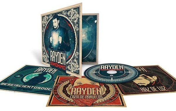 Rayden publica el 18 de enero, Sinónimo, su nuevo disco, cargado de colaboraciones, como la de Bely Basarte