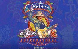 Carlos Santana anuncia gira en Norteamérica, junto a los Doobie Brothers, para celebrar 'Supernatural' y 'Woodstock'