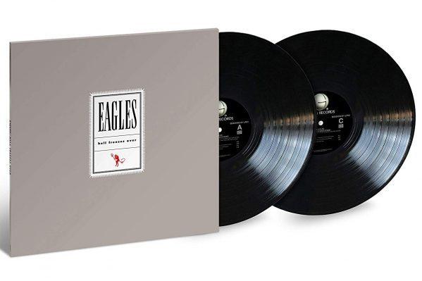 El 8 de marzo se reeditará en una edición doble en vinilo, 'Hell Freezes Over' de Eagles