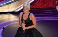 Lady Gaga gana el Oscar a la mejor canción original por 'Shallow' de 'A Star Is Born'