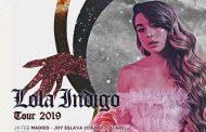 Fechas confirmadas del Lola Indigo Tour 2019