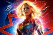 'Capitana Marvel' arregla la taquilla americana del año, con 153 millones de dólares, en su primer fin de semana