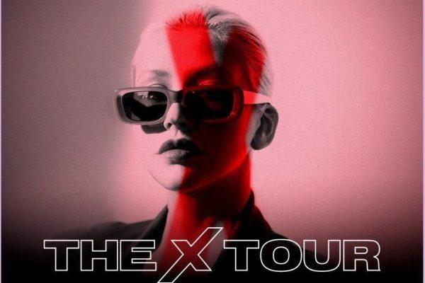 Christina Aguilera anuncia su The X Tour para Europa, que no pasará por España