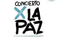 Aitana, Ana Guerra, Luis Fonsi, Sebastián Yatra, Marta Sánchez y Carlos Rivera entre otros, en el Concierto por la Paz