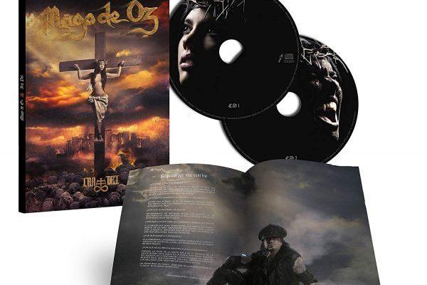Mägo de Oz consiguen su tercer #1 en álbumes en España, con 'Ira Dei'