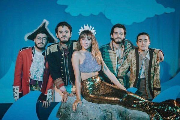 'Presiento' su colaboración con Morat, es la primera canción de Aitana que alcanza los 100 millones en Spotify