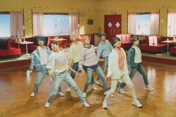 BTS será #1 en los Estados Unidos con 'Map of the Soul: Persona' y sobre 225.000 unidades